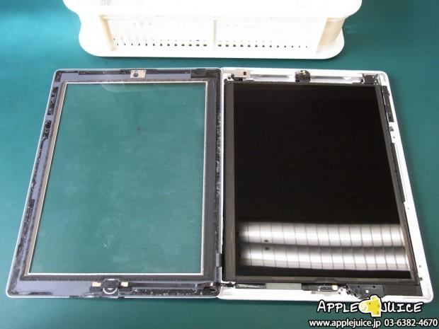 iPad 4世代 充電が出来なくなった 充電コネクター交換修理