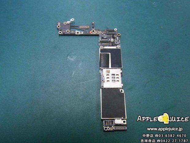 【iPhone】iPhone6 水没故障 起動しない