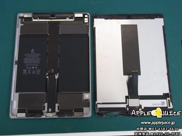 iPad Pro12.9インチ 分解
