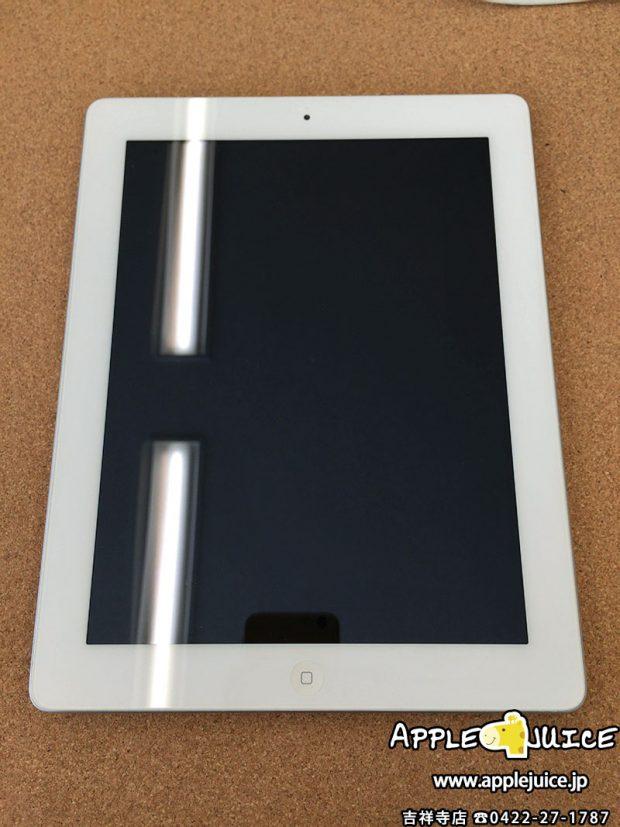 【iPad2】ドックコネクター交換  充電ができない、電源が入らない症状
