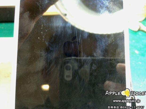 沖縄県よりiPhone6s バックライトが点灯せず画面がほぼ真っ暗 バックライト基板修理 2016/12/22