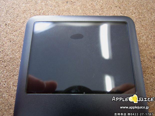 iPodClassic バッテリー交換修理 修理前