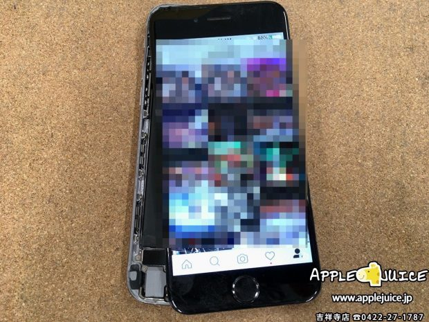 iPhone6 起動不良 修理後