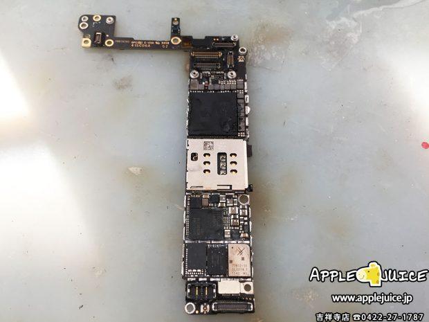 【水没データ復旧】海水で水没したiPhone6s データ復旧修理 2017/04/10