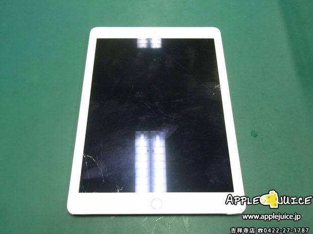【iPad Air 2】画面割れ修理 修理工程レポート