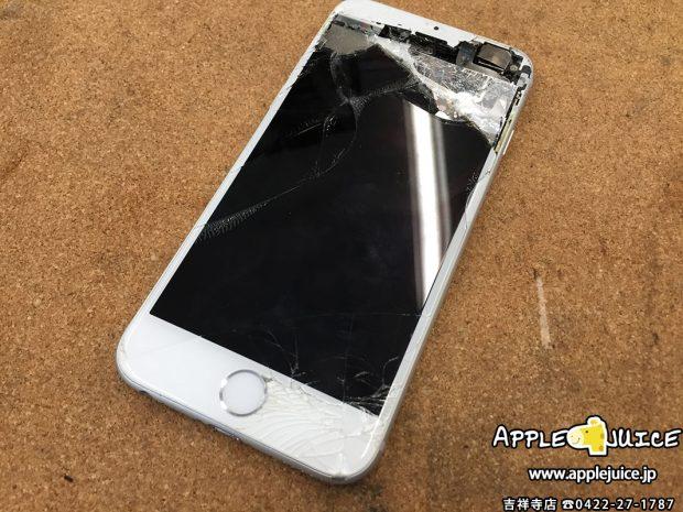 【データ復旧】iPhone6 起動不良⇒無事に起動しデータバックアップ完了