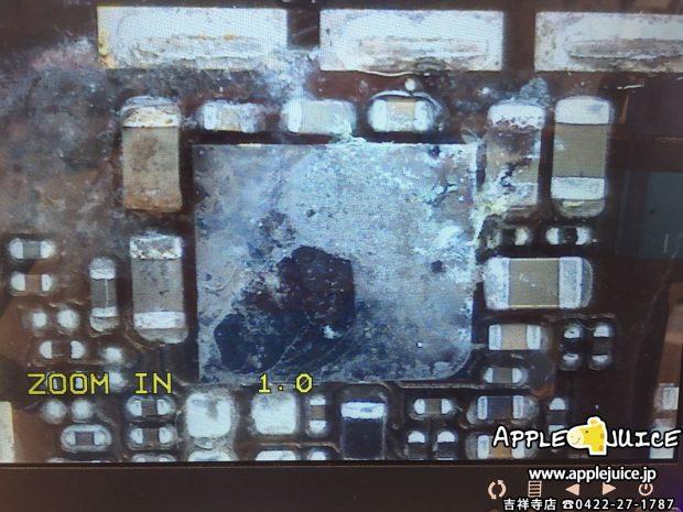 【データ復旧】iPhone6 水没して電源が入らなくなった⇒無事復旧しデータバックアップ完了