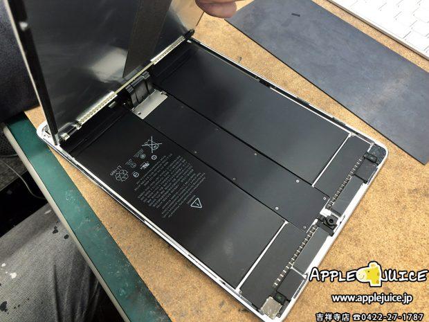 iPad Pro 10.5 : 充電が出来なくなった⇒ドックコネクタ交換修理(配送でのご依頼)