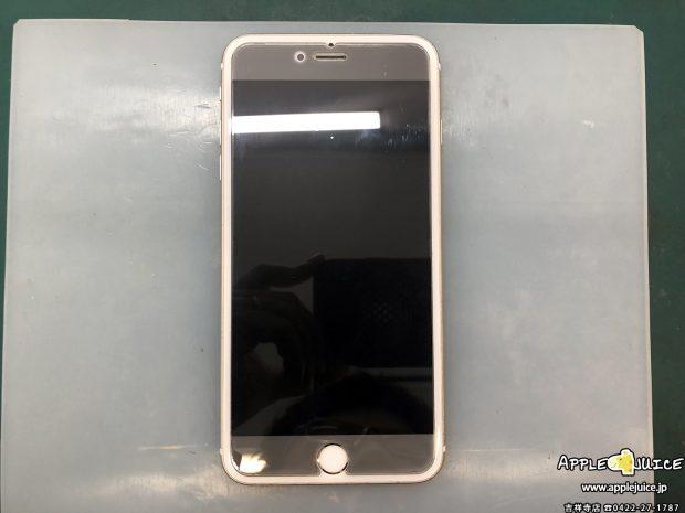 iPhone6 Plus 基板修理成功例:DFUモードのまま正常に起動しない場合