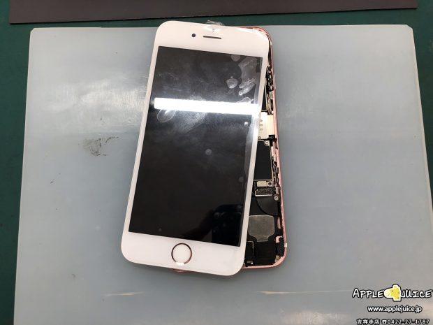 バッテリーを交換しても電源が入らないiPhone6も基板修理でお直し出来ます! 〜基板修理〜