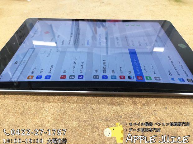 【iPad Air 2 バッテリーの膨張】アイパッドエアーの電池交換、修理も当店にお任せ!