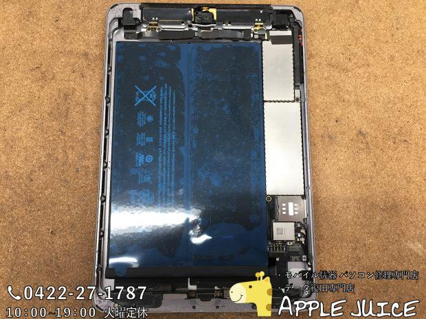 【iPad mini 2のタッチが利かない端末の基板(基盤)修理!】タッチ不良もおまかせ!